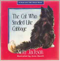 Image for The Cat Who Smelled Like Cabbage