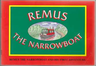 Image for Remus the Narrowboat and His First Adventure