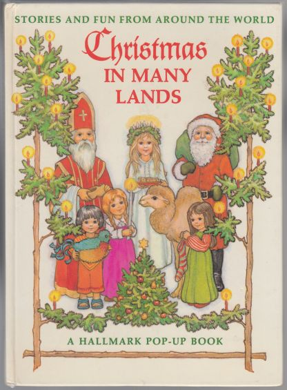 Image for Christmas in Many Lands  Stories and Fun From Around the World  A Hallmark Pop-Up Book
