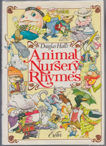 Image for Animal Nursery Rhymes
