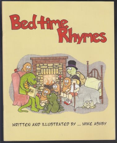 Image for Bedtime Rhymes  SIGNED