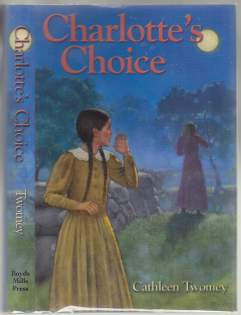 Image for Charlotte's Choice