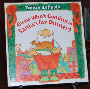 Image for Guess Who's Coming to Santa's for Dinner?