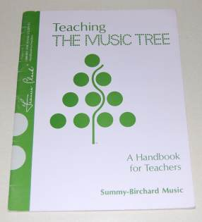 Image for Teaching The Music Tree  A Handbook For Teachers