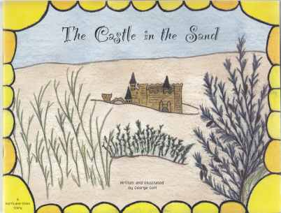 Image for The Castle In The Sand A Hurricane Elves Story