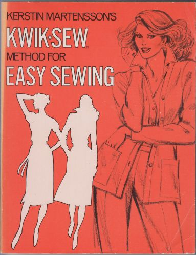 Image for Kerstin Martensson's Kwik-Sew Method for Easy Sewing