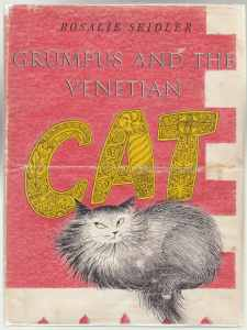 Image for Grumpus and the Venetian Cat
