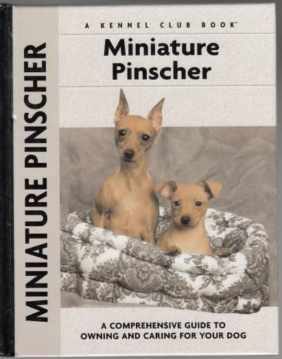 Image for Miniature Pinscher a Comprehensive Guide to Owning and Caring for Your Dog