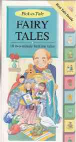 Image for Pick-a-Tale Fairy Tales 10 Two-Minute Bedtime Tales