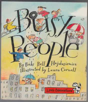Image for Busy People