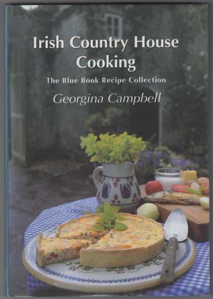 Image for Irish Country House Cooking The Blue Book Recipe Collection