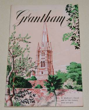 Image for Grantham  The Official Guide