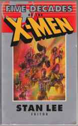 Image for Five Decades of the X-Men