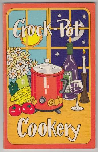 Image for Crock-Pot Cookery