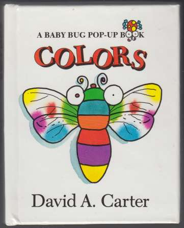 Image for A Baby Bug Pop-Up Book  Colors