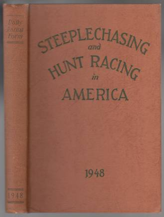 Image for Steeplechasing and Hunt Racing in America 1948