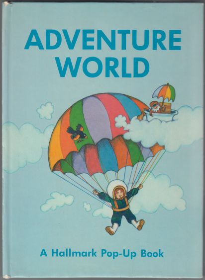 Image for Adventure World    A Hallmark Pop-Up Book