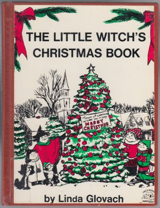 Image for The Little Witch's Christmas Book