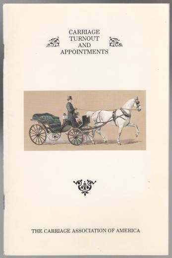 Image for Carriage Turnouts and Appointments