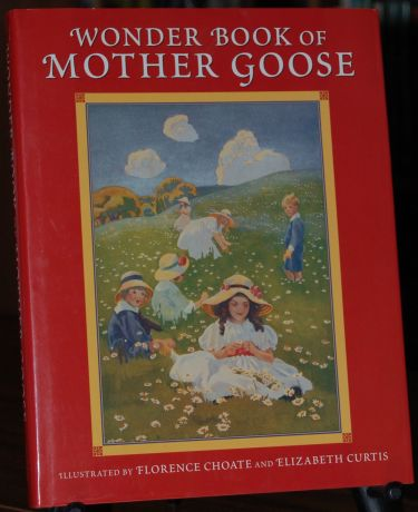 Image for Wonder Book of Mother Goose