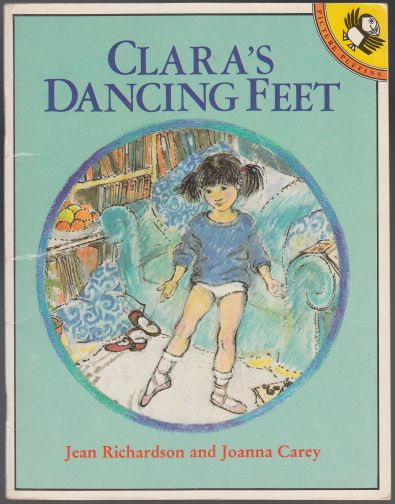 Image for Clara's Dancing Feet