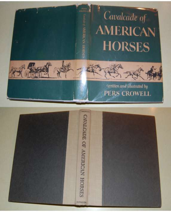 Image for Cavalcade of American Horses