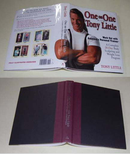 Image for One On One With Tony Little Work Out With America's Personal Trainer A Complete 28-Day Body Sculpting and Weight Loss Program