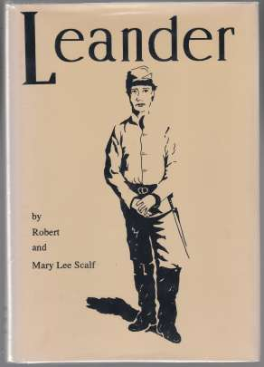 Image for Leander  A Civil War and Reconstruction Novel