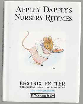 Image for Appley Dapply's Nursery Rhymes