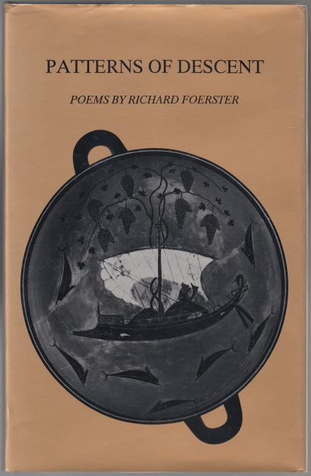 Image for Patterns of Descent Poems By Richard Foerster  SIGNED