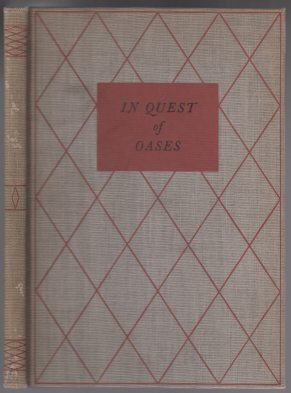 Image for In Quest of Oases