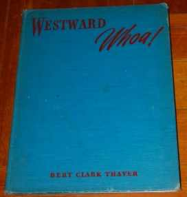 Image for Westward Whoa!