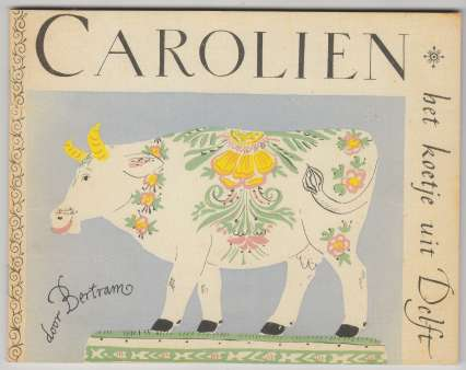 Image for Carolien The Small Cow from Delft