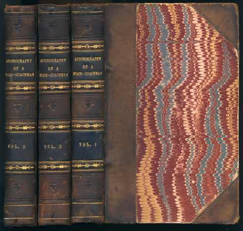 Image for The Autobiography of a Stage Coachman 1st Edition (3 Volumes)