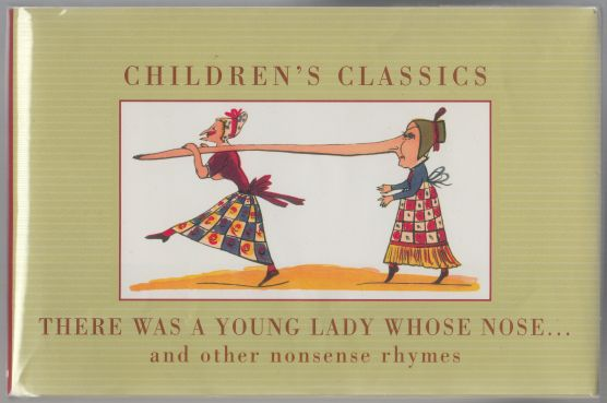 Image for There Was A Young Lady Whose Nose And Other Nonsense Rhymes