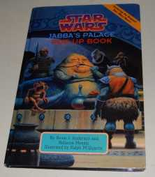 Image for Star Wars Jabba's Palace Pop-Up Book