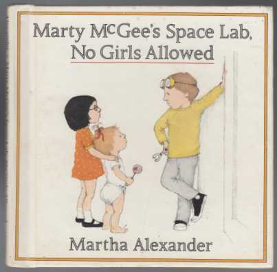 Image for Marty McGee's Space Lab, No Girls Allowed