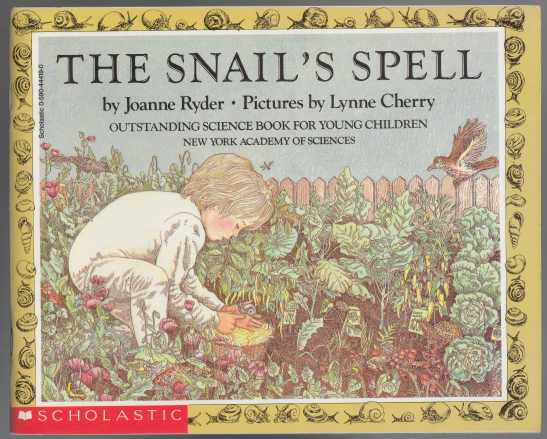 Image for The Snail's Spell