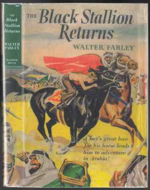 Image for The Black Stallion Returns