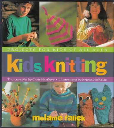 Image for Kid's Knitting  Projects for Kids of All Ages