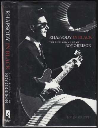 Image for Rhapsody in Black   The Life and Music of Roy Orbison