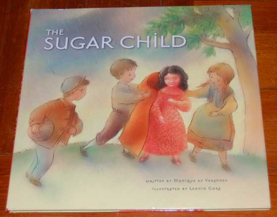 Image for The Sugar Child