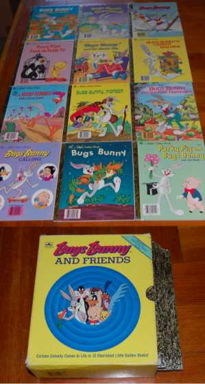 Image for Bugs Bunny And Friends Boxed Set
