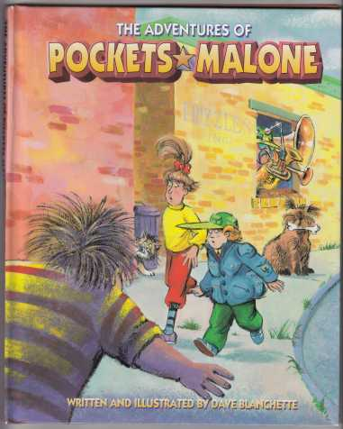 Image for The Adventures of Pockets Malone