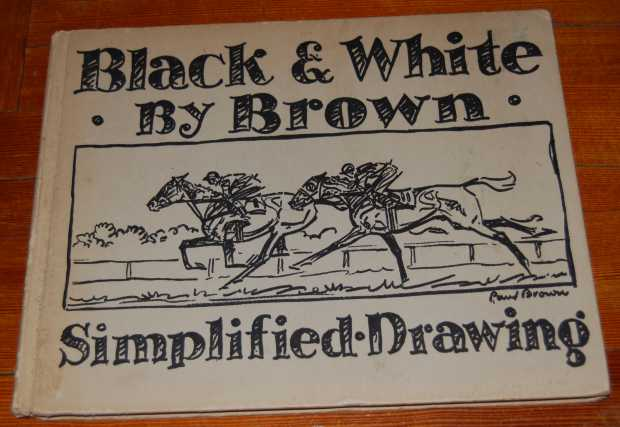 Image for Black & White By Brown Simplified Drawing