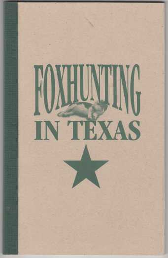 Image for Foxhunting In Texas