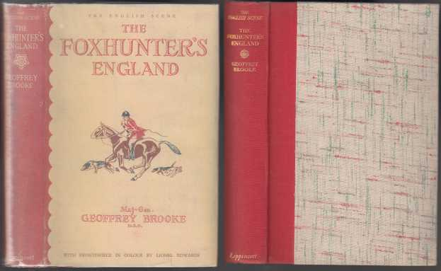 Image for The Foxhunter's England The English Series Vol IV