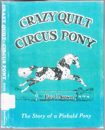 Image for Crazy Quilt  The Story of a Piebald Pony
