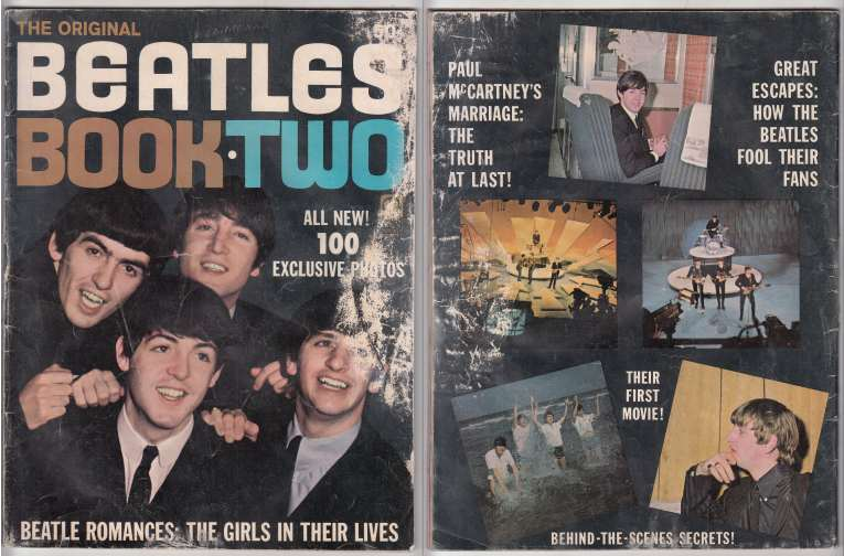 Image for The Original Beatles Book Two
