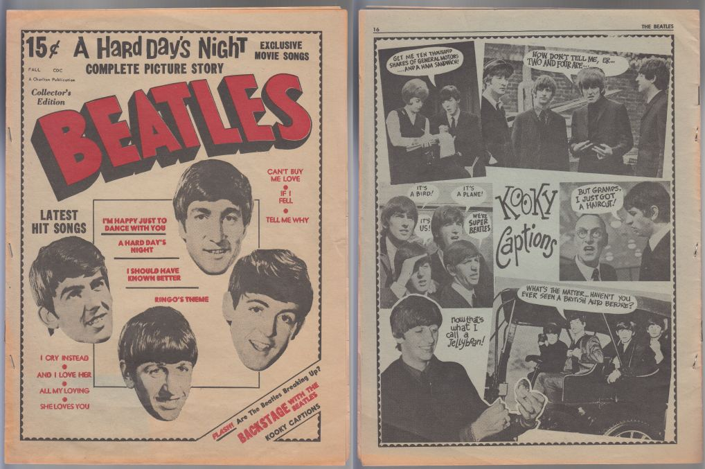 Image for Beatles A Hard Day's Night  Complete Picture Story  Collector's Edition